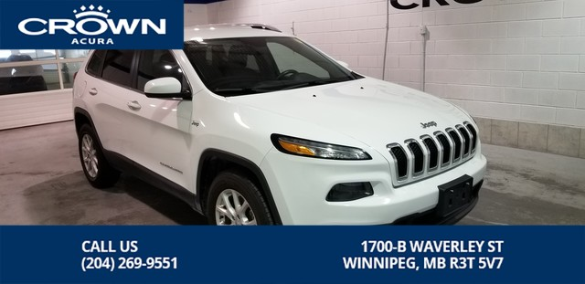Pre-Owned 2016 Jeep Cherokee North **Trail Rated 4WD** No Accidents**