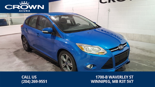 Pre-Owned 2014 Ford Focus SE Hatchback ** Heated Seats ** Bluetooth**