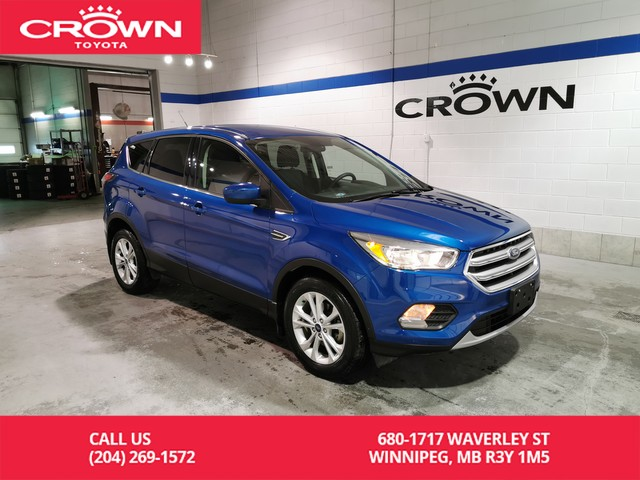 Pre-Owned 2017 Ford Escape SE FWD / Accident Free / Local / Great Condition