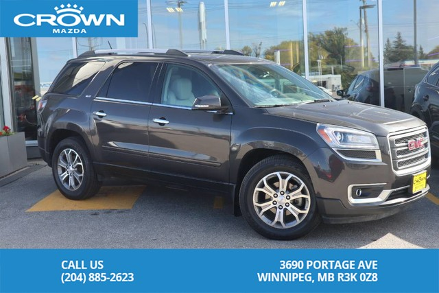 Pre-Owned 2014 GMC Acadia SLT1 **Local Vehicle**