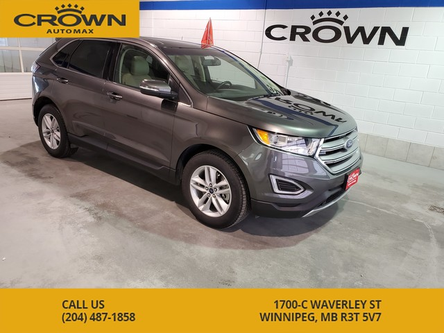 Pre-Owned 2017 Ford Edge 4dr SEL AWD