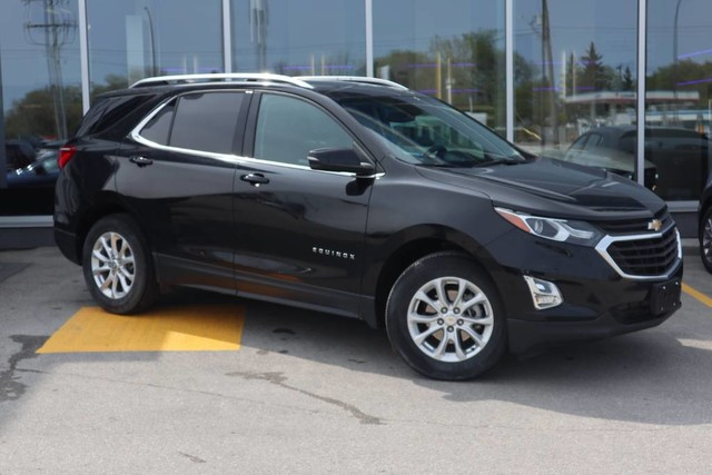 Pre-Owned 2018 Chevrolet Equinox 1LT **Accident Free/ Low km**