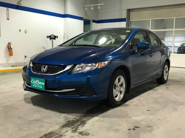 Pre Owned 2015 Honda Civic Sedan Lx Local Trade Well Maintained