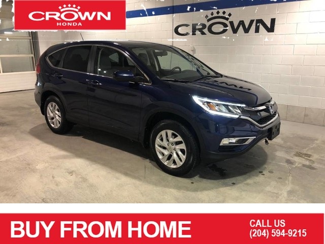 Certified Pre-Owned 2016 Honda CR-V Certified / SE / AWD / Bluetooth / Heated seats / 7 year PT warranty