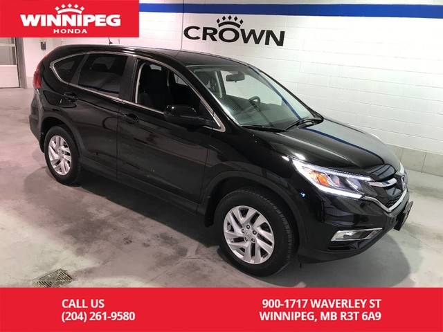 Pre-Owned 2016 Honda CR-V SE/Bluetooth/Heated seats/Rear view camera/Push button start