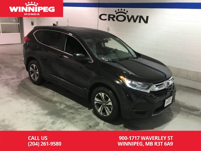 Certified Pre-Owned 2017 Honda CR-V Certified/Bluetooth/Heated seats/Rear view camera/One touch fold