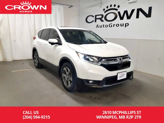 Pre-Owned 2017 Honda CR-V EX/ LOW KMS/ PUSH START BUTTON/BACK UP CAM/ HEATED SEATS/ ECON M