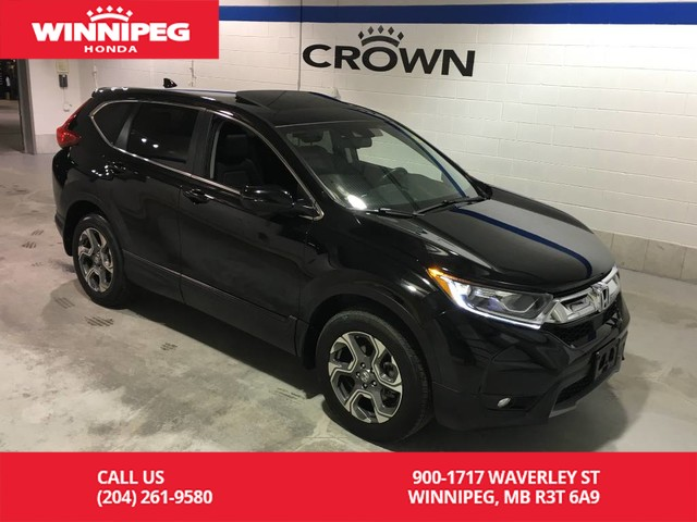 Pre-Owned 2019 Honda CR-V EX-L/Lease return/Heated seats/Heated steering wheel