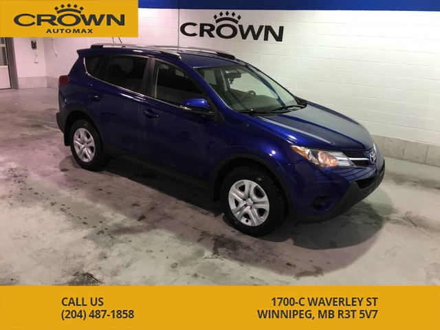Pre-Owned 2015 Toyota RAV4 AWD LE *Two Sets of Tires, Brand New Rear Brakes And Rotors**