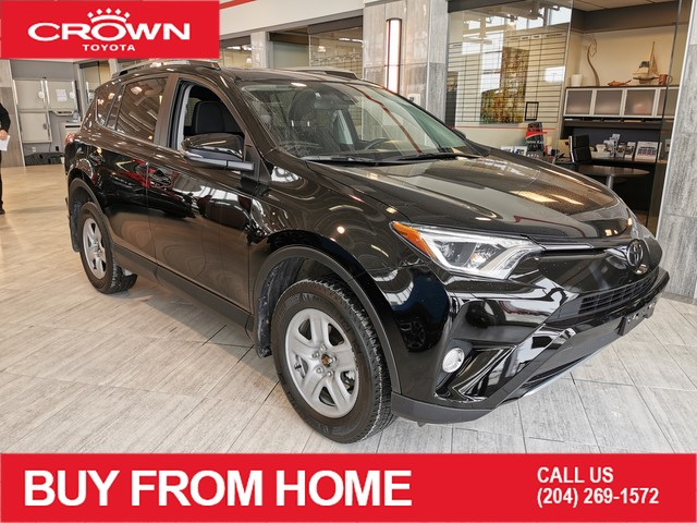 Pre-Owned 2018 Toyota RAV4 Crown Original | Local Trade | XLE