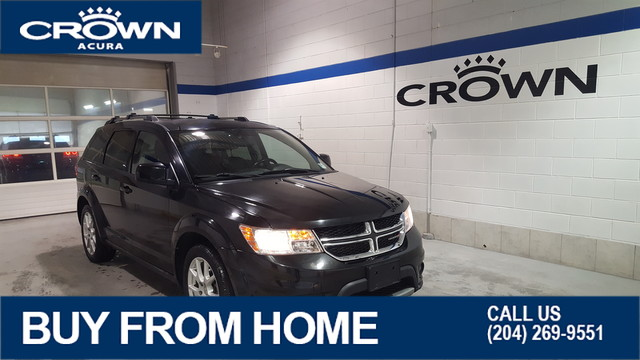 Pre-Owned 2013 Dodge Journey Crew **7 Passenger** DVD Player** V6**