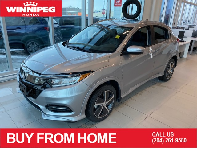 New 2020 Honda HR-V Touring AWD CVT