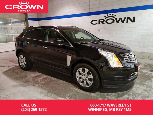 Pre-Owned 2015 Cadillac SRX Luxury AWD / Low Kms / Local / One Owner / Great Condition