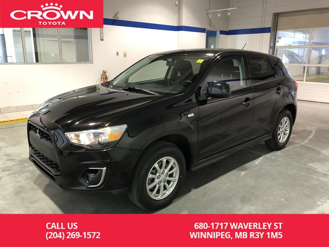 Pre-Owned 2015 Mitsubishi RVR SE AWD / Low Kms / Local / One Owner / Great COndition