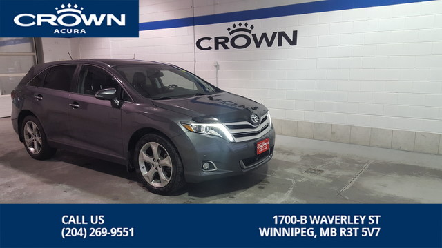 Pre-Owned 2016 Toyota Venza Limited 4WD ** Navigation** Heated Leather Seats **