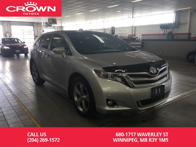 Pre-Owned 2014 Toyota Venza Limited V6 AWD / Clean Carproof / One Owner / Crown Toyota Original / Great Condition