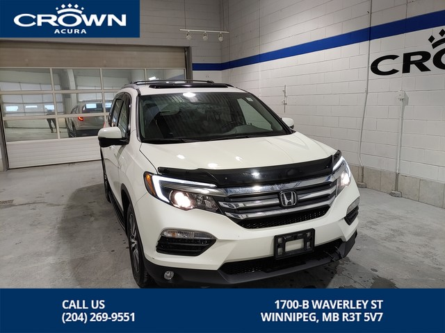 Pre-Owned 2016 Honda Pilot EX-L 4WD **Navigation Package** Lots Of Extras**