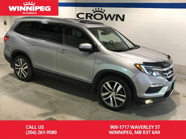 Pre Owned 2016 Honda Pilot Day Pricing Touring One Owner Lease