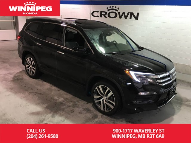 Pre-Owned 2017 Honda Pilot 4WD 4dr Touring