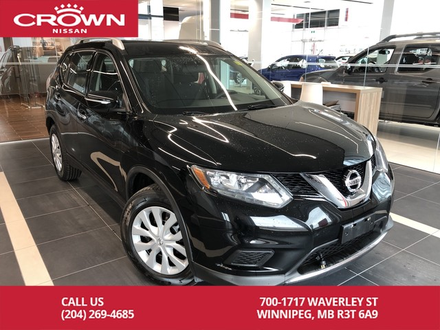 Pre-Owned 2014 Nissan Rogue S FWD *Bluetooth/Local Trade*