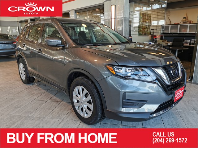 Pre-Owned 2019 Nissan Rogue FWD S