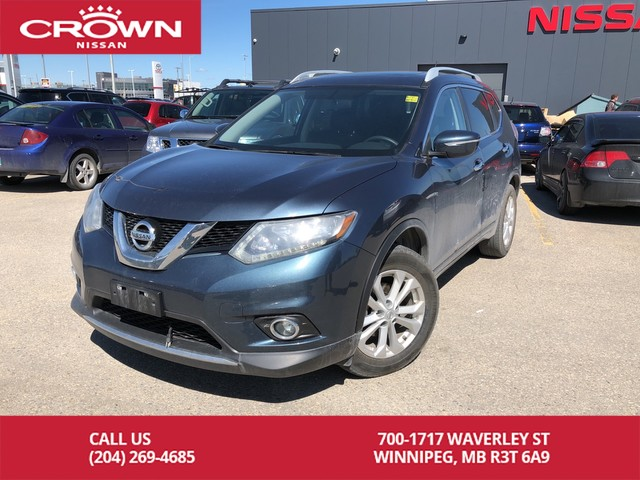 Pre-Owned 2014 Nissan Rogue SV *Clean CarFax/One owner*
