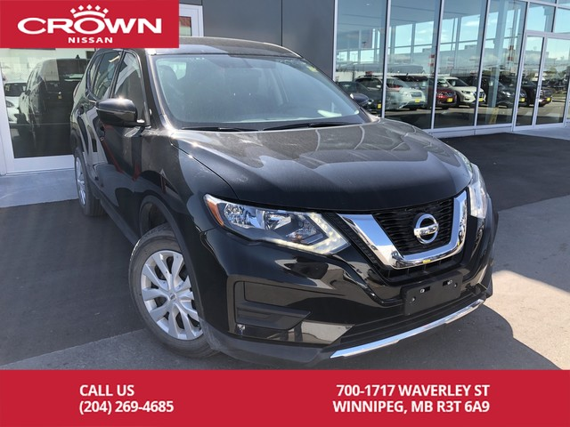 Pre-Owned 2017 Nissan Rogue S AWD *Bluetooth/Backup Camera*