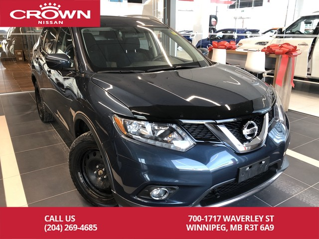 Pre-Owned 2016 Nissan Rogue SV AWD *Bluetooth/Heated Seats/Remote Start/Crown Original*