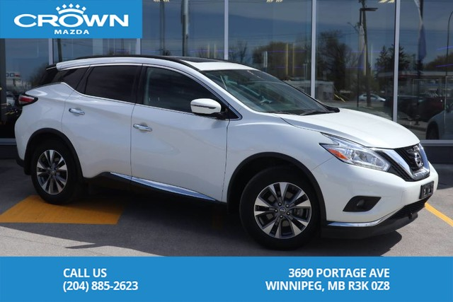 Pre-Owned 2016 Nissan Murano SV **Accident Free/ One Owner**