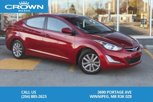 Pre-Owned 2014 Hyundai Elantra GLS **Very Low Payments**