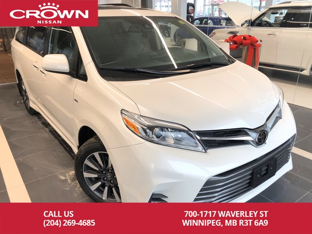 Pre-Owned 2019 Toyota Sienna XLE AWD *Navigation/Remote Start/Crown Original*