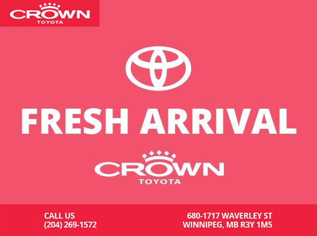 Pre-Owned 2018 Toyota Tacoma TRD Off Road Double Cab / Crown Original / Lease Return / Highway Kms / Great Condition
