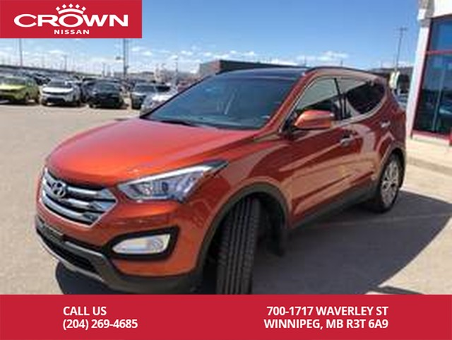 Pre-Owned 2014 Hyundai Santa Fe Sport SE AWD 2.0T *Clean CarFax/Low KMs*