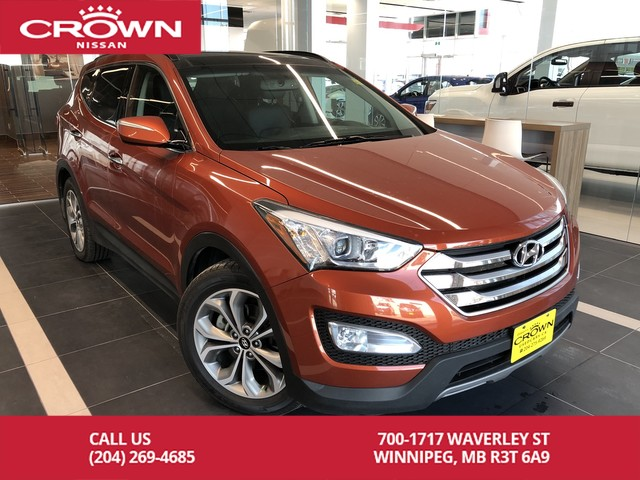 Pre-Owned 2015 Hyundai Santa Fe Sport SE AWD 2.0L Turbo *Bluetooth/Local Trade*