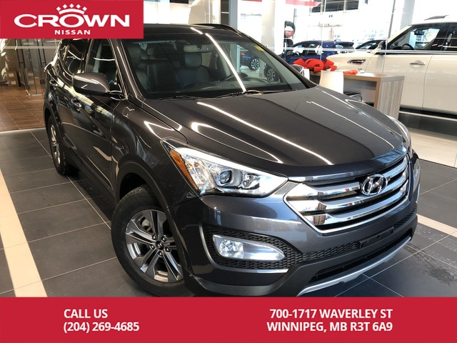 Pre-Owned 2015 Hyundai Santa Fe Sport Luxury AWD *Leather/Heated Seats/Moonroof*