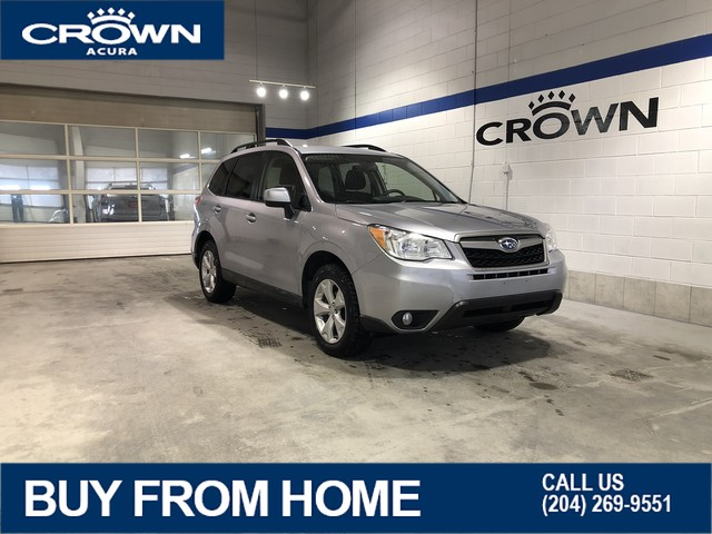 Pre-Owned 2016 Subaru Forester Convenience **All Wheel Drive** Includes Winter Tires****