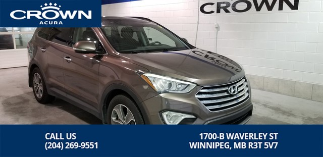 Pre-Owned 2014 Hyundai Santa Fe XL AWD 4dr 3.3L Auto Luxury