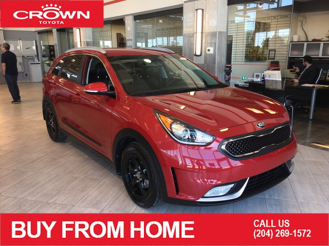Pre-Owned 2018 Kia Niro One Owner | Local Trade | Hybrid | EX