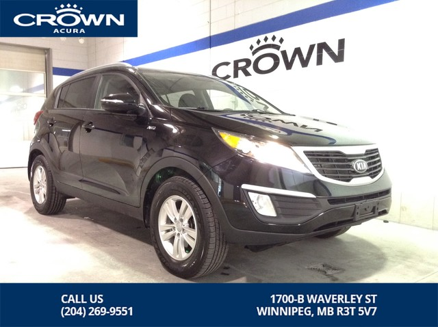 Pre-Owned 2013 Kia Sportage LX AWD **Heated Seats** Remote Starter**