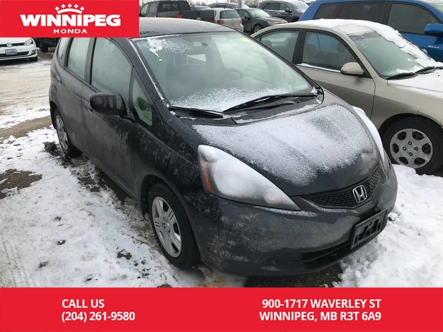 Pre-Owned 2014 Honda Fit LX/One owner/Lease return/Well maintained