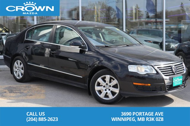 Pre-Owned 2007 Volkswagen Passat Sedan 2.0T **Local Vehicle/Low km**