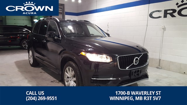 Pre-Owned 2016 Volvo XC90 Momentum T6 AWD **Heated Windshield ** 7 Passenger Seating****
