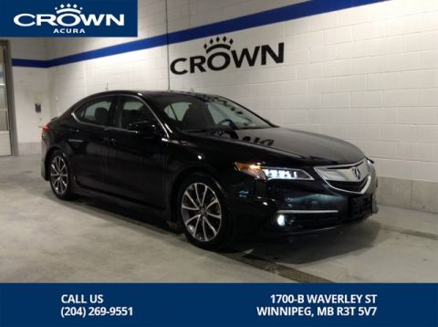 Pre-Owned 2017 Acura TLX A-Spec Elite V6 SH-AWD **Aero Appearance Package**