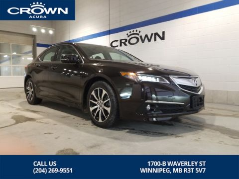 Pre-Owned 2017 Acura TLX Elite SH-AWD ** Low Kms **