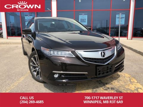 Pre-Owned 2017 Acura TLX 4dr Sdn SH-AWD V6 Elite