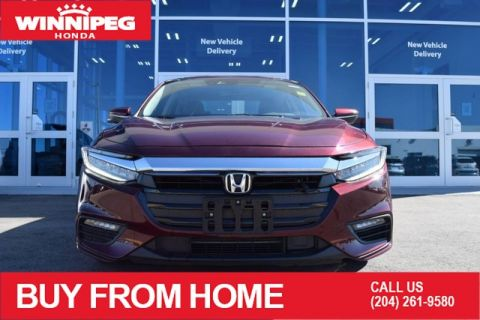 New 2020 Honda Insight Touring E-CVT