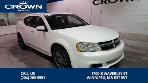 Pre-Owned 2014 Dodge Avenger SXT ** Remote Starter** Sunroof ** Alloy Rims**