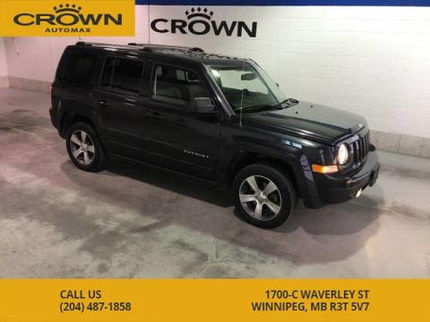 Pre-Owned 2016 Jeep Patriot 4WD 4dr High Altitude