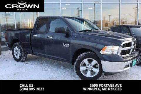 Pre-Owned 2014 Ram 1500 SLT **Accident Free**