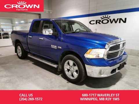 Pre-Owned 2017 Ram 1500 Big Horn 4WD / Local / Accident Free / Low Kms